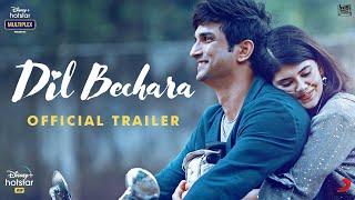dil-bechara-official-trailer-sushant-singh-rajput-sanjana-sanghi-mukesh-chhabra-ar-rahman