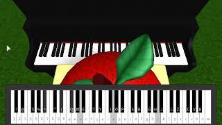 Roblox Piano: Amadeus