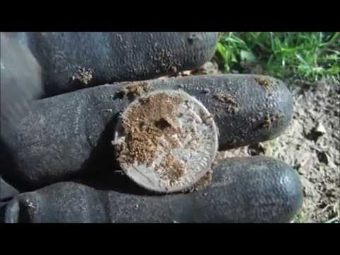 New Permission, Old House Site Diggin Arkansas 29 Metal Detecting