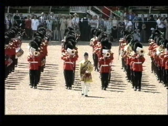Trooping the Colour 1996, Killaloe