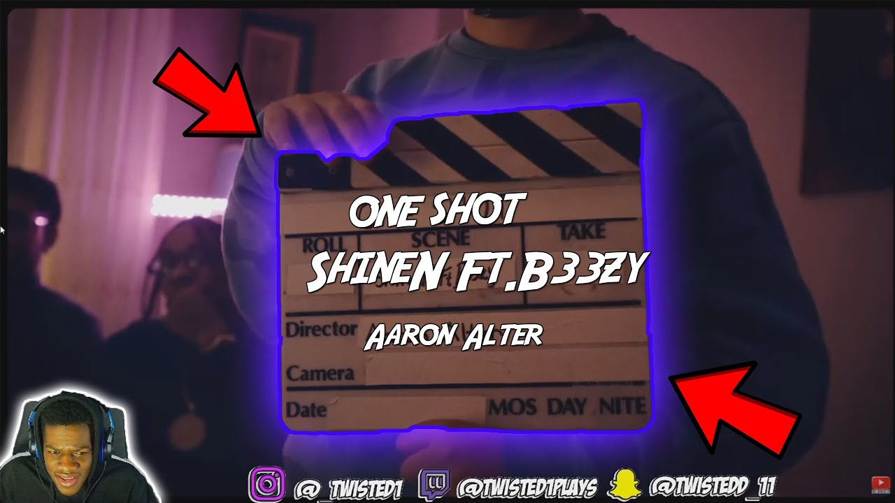 "ShineN (Ft. B33zy Bandzz) ""One Shot"" (Reaction Video)"