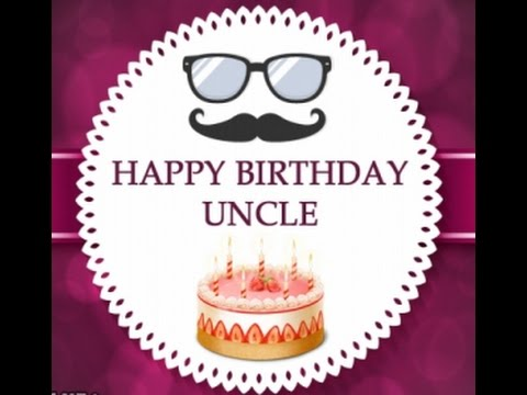 HAPPY BIRTHDAY UNCLE E Card Category Birthday