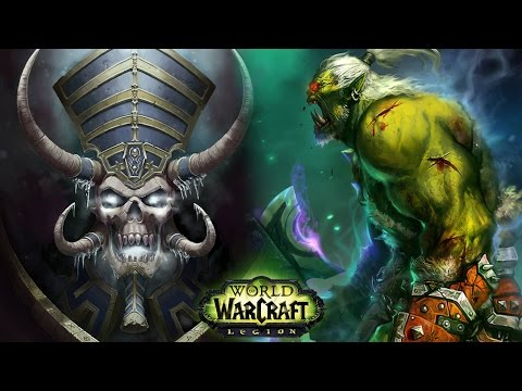 The First Appearance of the Scourge on Azeroth - World of Warcraft