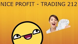 BIG PROFIT AND LOSS - Trading 212 Forex Trading #50