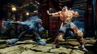 Killer Instinct - Xbox One NextGen - Official Gameplay E3