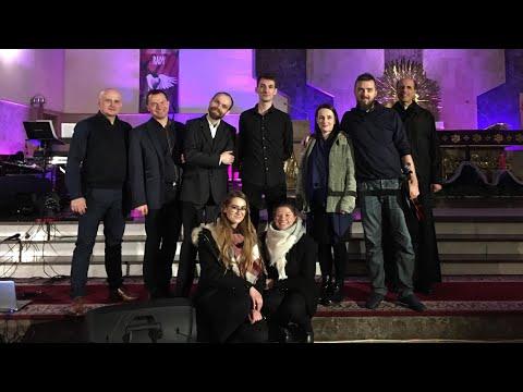 Zespół muzyczny Syjon - Koncert Maryjny (1.12.2019)- par. św. Jadwigi Królowej - Tomaszów Mazowiecki