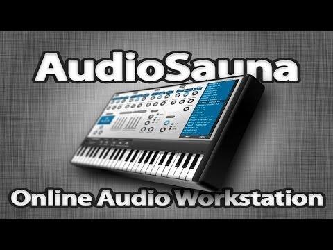 Blix - AudioSauna Free Online DAW (Boredom)