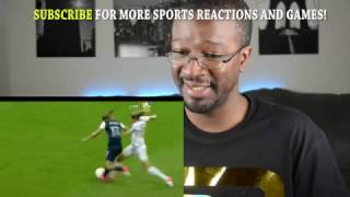 Tobin Heath - Highlights (goals and skills) REACTION || SPORTS REACTIONS
