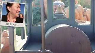 ОЙ! Американские горки. Видео украинцев во Франции(Севрук снял на сматфон. Накануне Хэлоуина. 2013., 2013-10-30T22:24:49.000Z)
