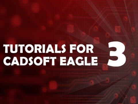 Tutorial 3 for CadSoft Eagle: CAM Output and DFM | JeremyBlum com