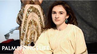 Emma Nelson at Palm Springs Life January 2019 Fashion Shoot   PALM SPRINGS LIFE