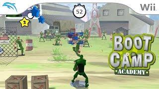 Boot Camp Academy | Dolphin Emulator 5.0-8909 [1080p HD] | Nintendo Wii