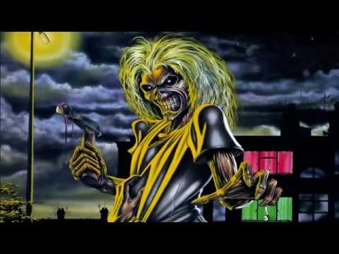 Iron Maiden - Killers 1981