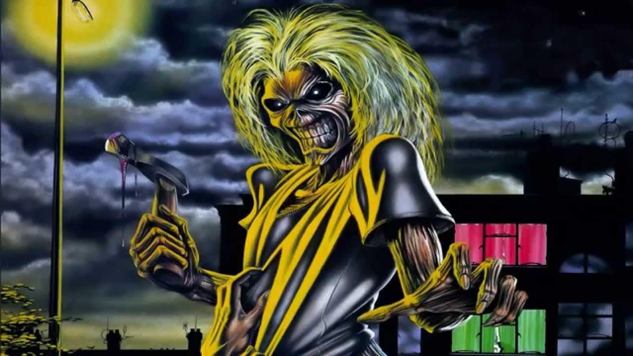 Iron Maiden Killers 1981 Youtube