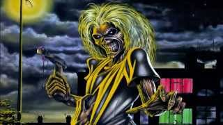 Watch Iron Maiden Killers video
