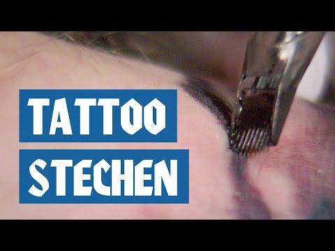 So Läuft Es Im Tattoo Studio - Erstes Tattoo Stechen Lassen    Tattoo Tipps   Tattoo Doku