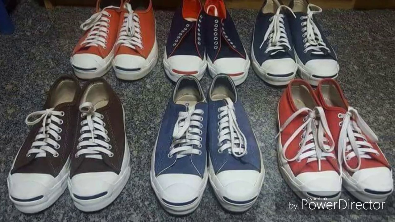 891ee4759d1d Jack purcell U.S.A No.1 - YouTube