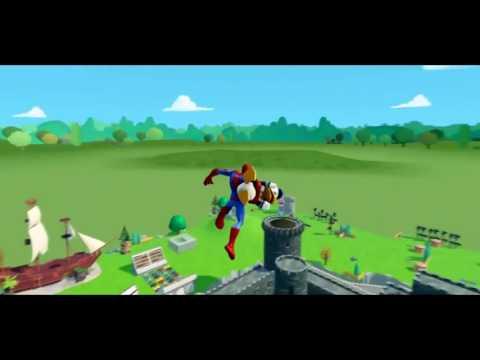 Мультики про супергероев, смотреть мультфильмы онлайн
