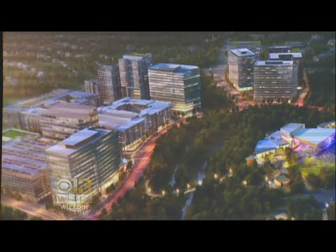 Downtown Columbia To Be Redeveloped Into Technology Hub
