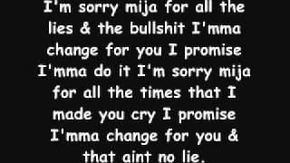 Dear Mija-Lazy Menace with lyrics