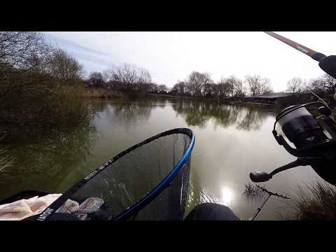 Fishing at peakirk