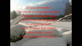 Download (I remember) Fields of snow white (An Acapella) .mp4 MP3 song and Music Video