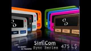 SimCom Sync Integrated Grid-wide Telecommunications system
