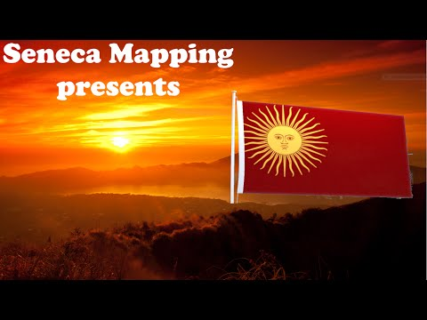 Alternate History Mapping Peru Part 1
