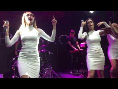 SEREBRO - Blood Diamond (Live at Gipsy, Москва 21.07.2016)
