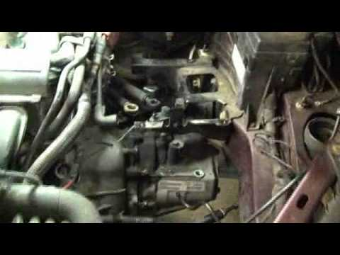 2001 Dodge Neon Clutch Replacement Youtube