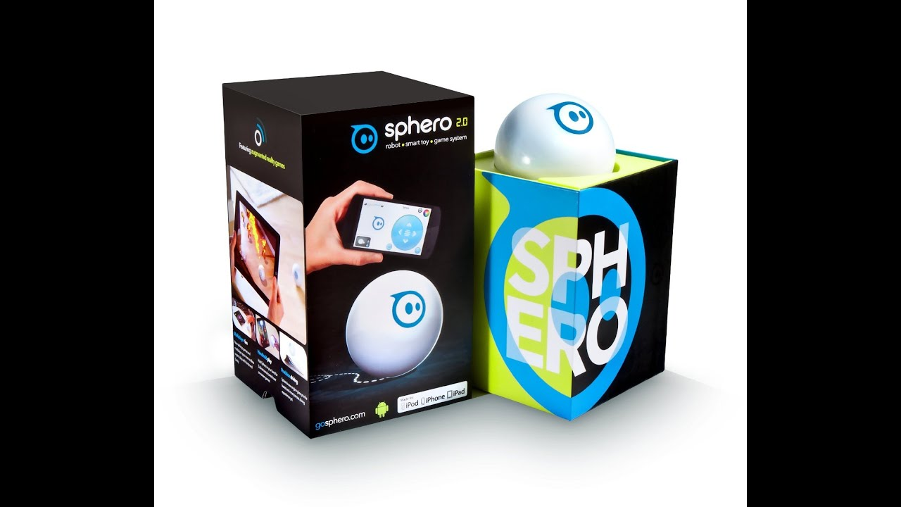 Toy Review The Sphero 2 0 App Controlled Robotic Ball Best