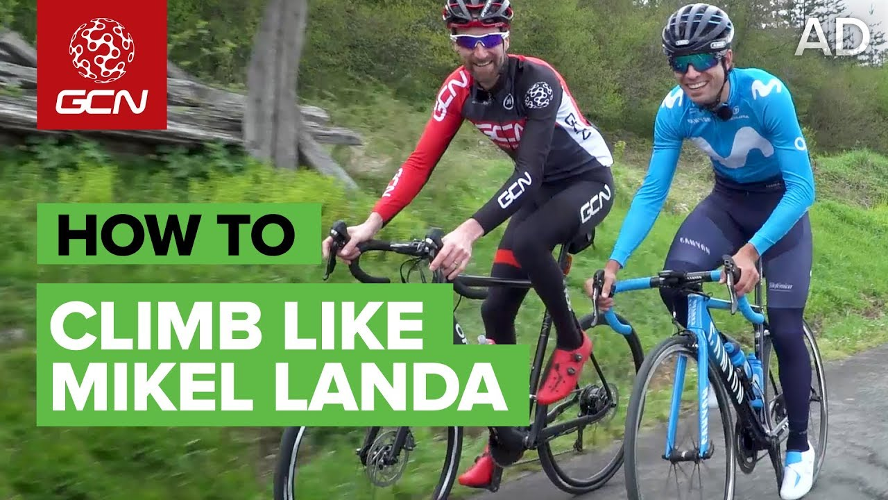 5a22c0a6d How To Climb Like Movistar s Mikel Landa. Global Cycling Network
