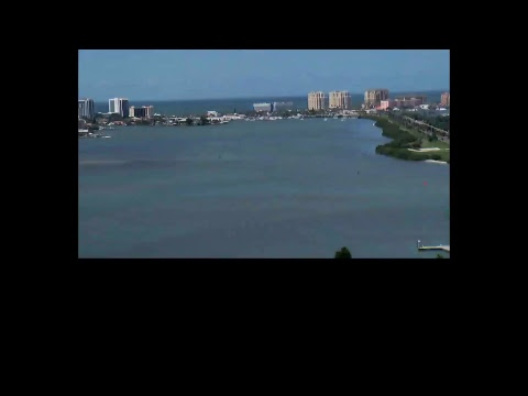 Clearwater Beach Florida Live Webcam Hurricane Irma Live
