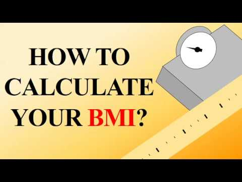How to Calculate Your Body Mass Index (BMI)?