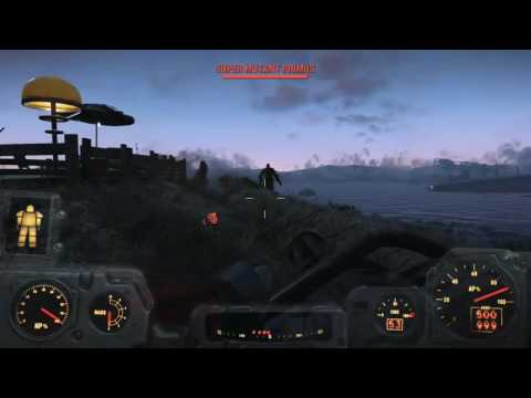 Fallout 4: Spectacle Island defence