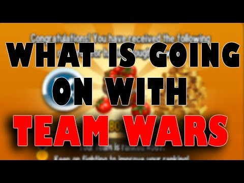 Monster Legends | WHAT IS GOING ON WITH TEAM WARS?!