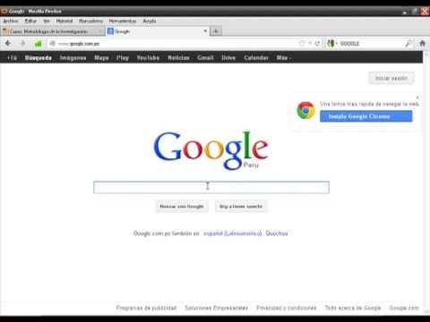 Google academcio