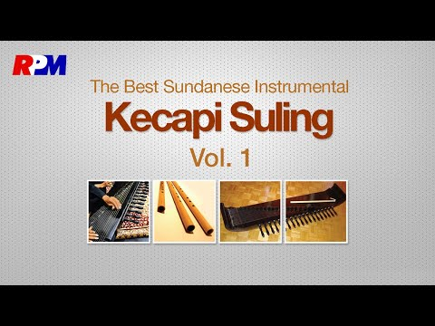 Various Artist - The Best Sundanese Instrumental Kecapi Suling Vol.1 (Full Album Stream)