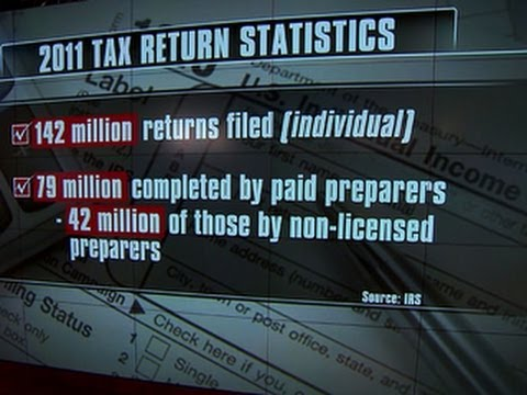 Targeting taxpayers: Warning about unregulated preparers