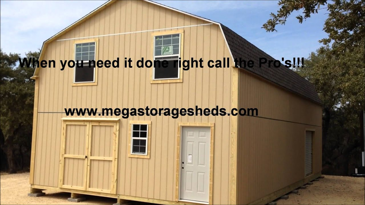 2 story buildings san antonio tx youtube for 2 story barns