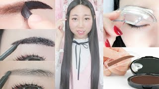 Eyebrow Stamp Vs Peel Off Tint Eyebrows Gel Vs Eyebrow Pencil