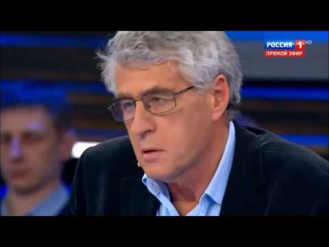 Hell freezes over: guest blames Russia for war in Ukraine on Russian state TV live