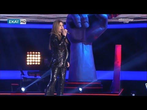 Έλενα Παπαρίζου - Live @ The Voice of Greece