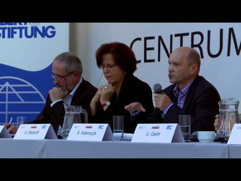What is the current position of trade unions in Europe? (Conference: Trade Unions in Europe 4/5)
