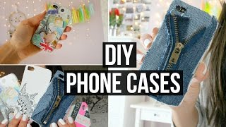 DIY Easy & Awesome Phone Cases