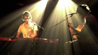 Video Blog 27 - Acoustic Tour: The First Dates