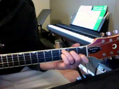 Free Falling How to play without Capo