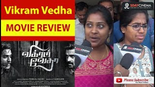Vikram Vedha Movie Review | RMadhavan | VijaySethupathi – 2DAYCINEMA.COM