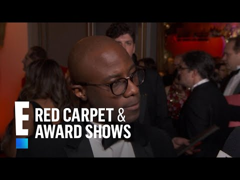 """""""Moonlight"""" Director Barry Jenkins Reacts to Shocking Win 