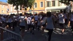 Flash mob Castelsarrasin 2015